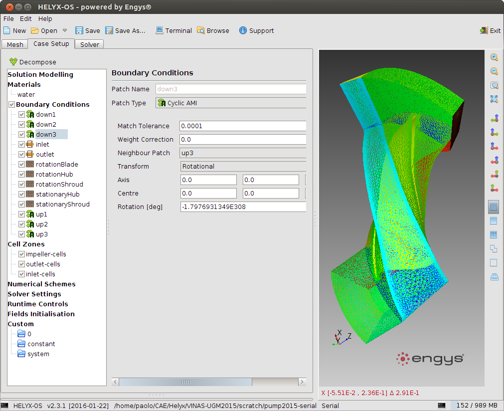Helyx-OS Open Source GUI for OpenFOAM - Page 2 -- CFD Online