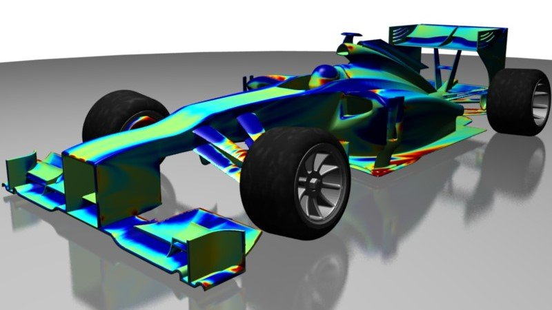 Automotive CFD Analysis Optimisation | ENGYS